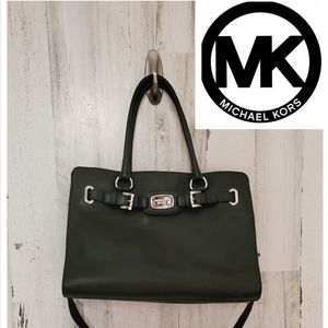 Michael Kors Hamilton East West Leather Tote